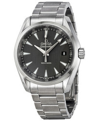 Omega Seamaster Stainless Steel Watch 385mm