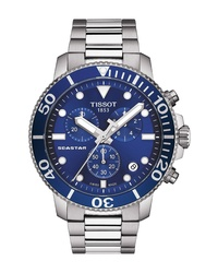 Tissot Seastar 1000 Chronograph Bracelet Watch