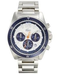 Lacoste Seattle Chronograph Bracelet Watch 46mm