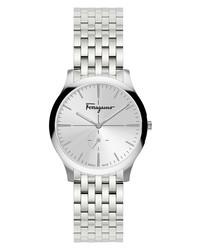 Salvatore Ferragamo Slim Formal Bracelet Watch