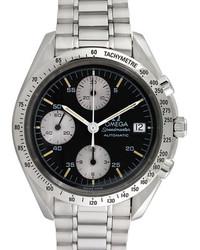 Omega Speedmaster Stainless Steel Watch 39mm