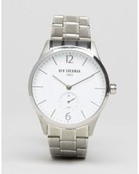 Ben Sherman Spitalfields Professional Bracelet Watch Wm003wm