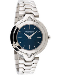 Valentino Stainless Steel V  Watch