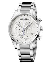Calvin Klein Steadfast Chronograph Bracelet Watch