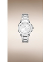 Burberry The Britain Bby1204 43mm Automatic