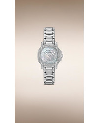 98b3a0fa78a Burberry The Classic Round Bu10110 32mm Out of stock · Burberry The Britain  Bby1801 34mm Diamond Bezel