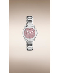 Burberry The Britain Bby1805 34mm Diamond Indexes