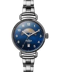 Shinola The Canfield Bracelet Watch