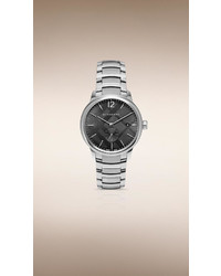 Burberry The Classic Round Bu10005 40mm Subsecond
