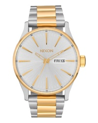 Nixon The Sentry Bracelet Watch