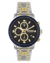 Versace Versus Bicocca Chronograph Bracelet Watch