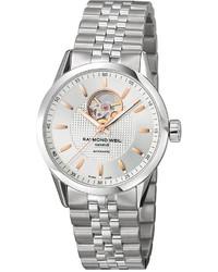 Raymond Weil Watch Swiss Automatic Freelancer Stainless Steel Bracelet 42mm 2710 St5 65021