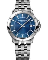 Raymond Weil Watch Swiss Tango Stainless Steel Bracelet 39mm 5591 St 50001