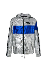 MSGM X Diadora Metallic Sports Jacket