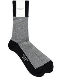 Comme des Garcons Comme Des Garons Homme Plus Bicolour Socks