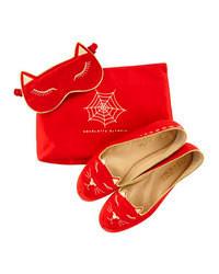 Slippers rouges original 1582359