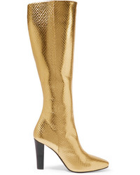 Snake knee high boots original 11344947