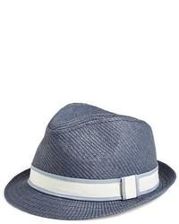 Sombrero azul de Goorin Bros.