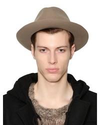 Sombrero de lana en beige de Diesel