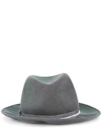 Sombrero de Lana Gris de Forte Forte