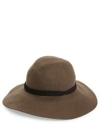 Sombrero de Lana Marrón