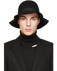 Sombrero de Lana Negro de CNC Costume National