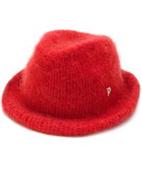 Sombrero de lana rojo de Dondup