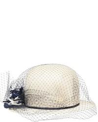 Sombrero de Paja Beige de Alex