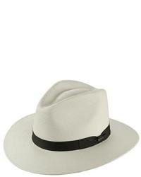 Sombrero de paja blanco de Scala