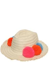 Sombrero en beige de Billieblush
