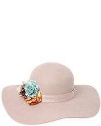 Sombrero en beige de MonnaLisa