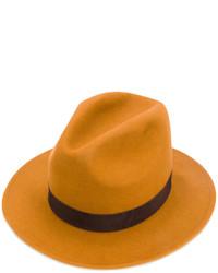 Sombrero en tabaco de Dsquared2