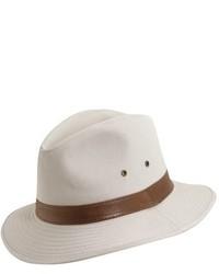 Sombrero gris de Dorfman Pacific