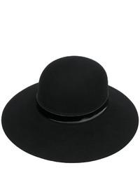 Sombrero Negro de Lanvin