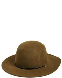 Sombrero verde oliva de Brixton