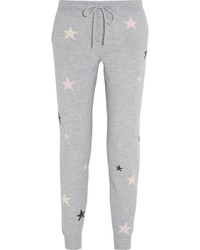 Star Print Pants