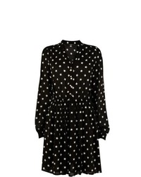 Star print skater dress original 3916644