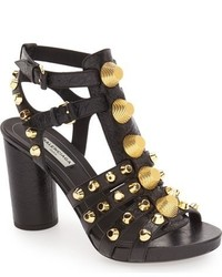 Studded heeled sandals original 9755924