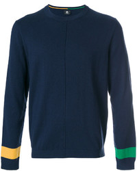 Sudadera azul marino de Paul Smith