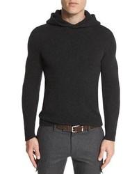 Sudadera con capucha en gris oscuro de Ralph Lauren
