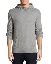 Sudadera con capucha gris de Ralph Lauren