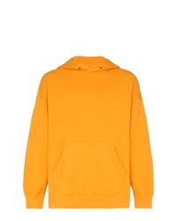 Sudadera con capucha naranja de VISVIM