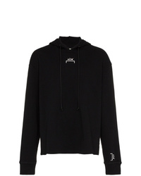 Sudadera con capucha negra de A-Cold-Wall*