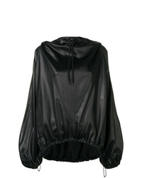 Sudadera con capucha negra de Givenchy