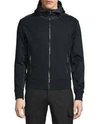 Sudadera con capucha negra de Ralph Lauren