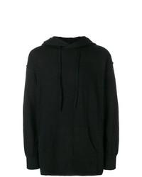 Sudadera con capucha negra de The Viridi-anne