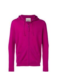 Sudadera con capucha rosa de Laneus