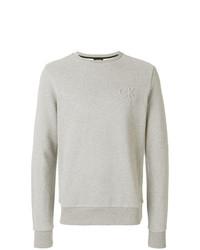 Sudadera gris de Calvin Klein Jeans