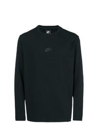 Sudadera negra de Nike