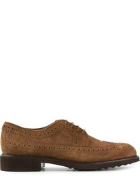 Suede brogues original 514782